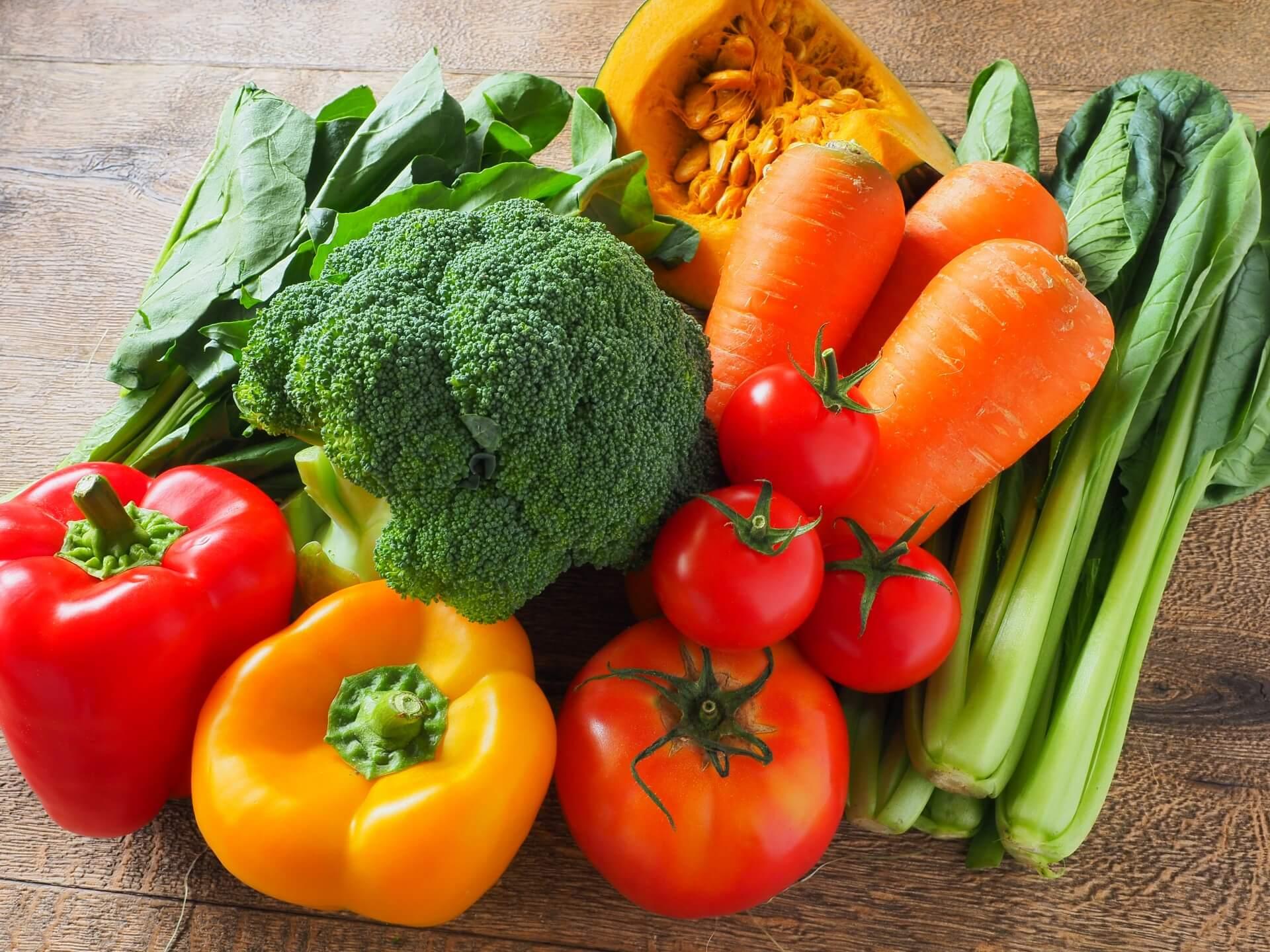 外耳炎におすすめの栄養価が含まれる野菜